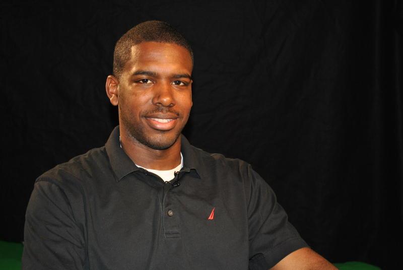 UK student Brandon Lawrence