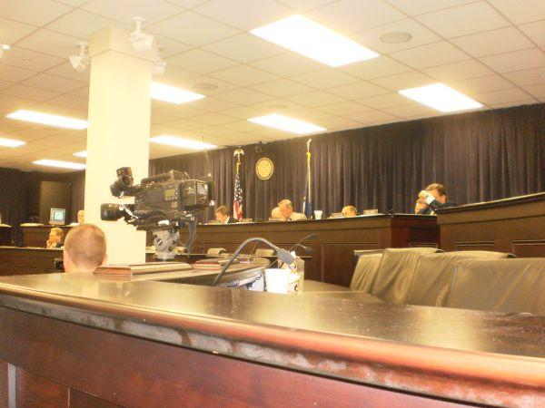 The meeting of the Penal Code and Controlled Substances Act Task Force Wednesday in Frankfort