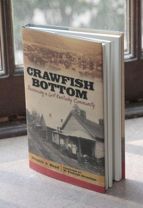 In writing his book about Crawfish Bottom, Douglas Boyd drew on oral history interviews conducted by James E. Wallace in 1991.
