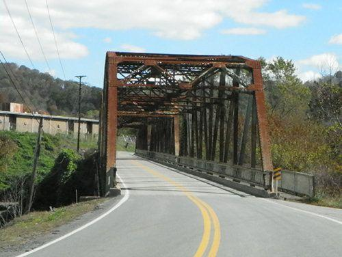 The Kentucky Transportation Cabinet hopes to give away this historic bridge on Ky. 80 in Perry County.