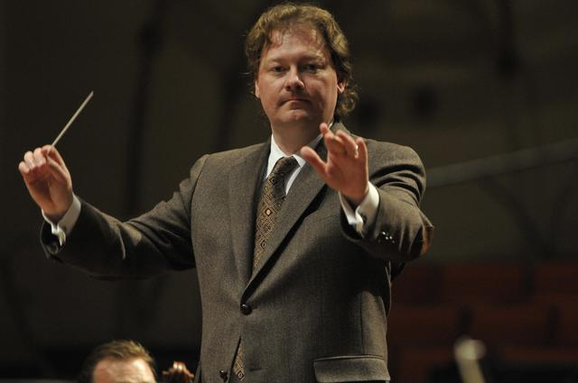 University of Kentucky Symphony director John Nardolillo helped plan the event.