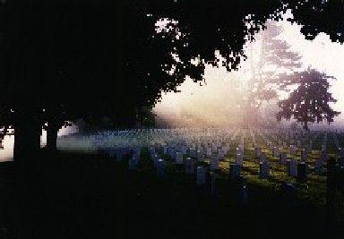 Camp Nelson National Cemetery in Nicholasville.