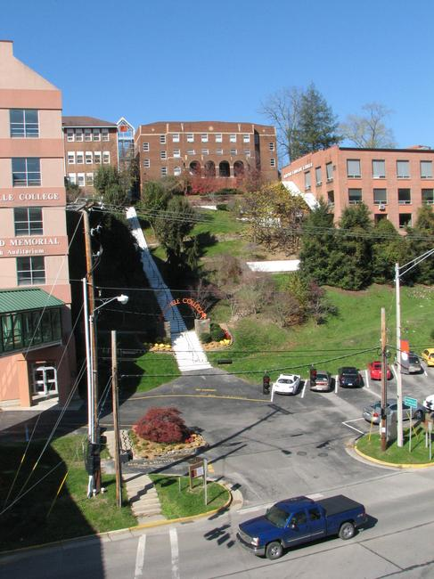 The University of Pikeville has 1,800 full- and part-time students enrolled this year. If the proposal to make the school one of Kentucky's eight public, four-year universities is approved, the school would deed its assets to the state.