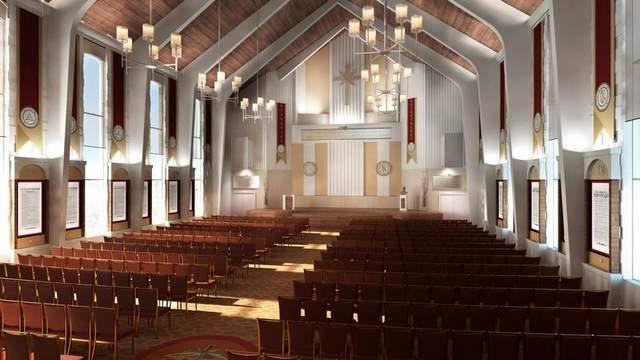 The Church of Scientology spent an estimated $6.5 million renovating the former Florence Baptist Church.