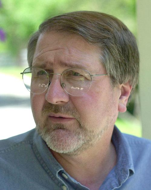 Mike Mullins of the Hindman Settlement school on tuesday June 19, 2001 in Hindman, Ky.