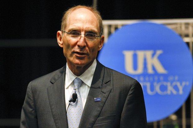 University of Kentucky President Eli Capilouto.