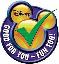 The Mickey Check logo will be