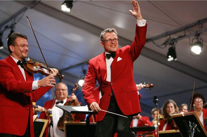 The EKU Center for the Arts kicks off its 2nd season with the Cincinnati Pops Orchestra.