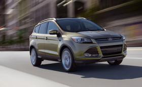 The Ford Escape, which is manufactured in Louisville.