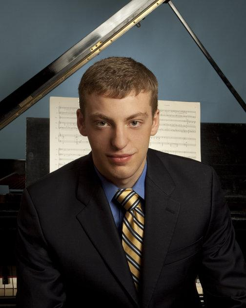 Chris Rogerson is composer-in-residence for the 2012 Chamber Music Festival of Lexington.