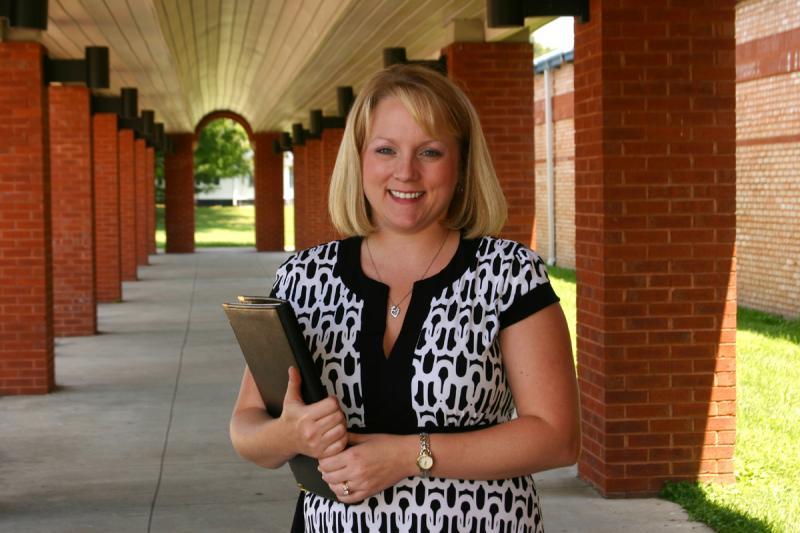 Principal at Lynn Camp
