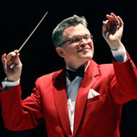 2012-2013 marks John Morris Russell's second season as the conductor of the Cincinnati Pops,