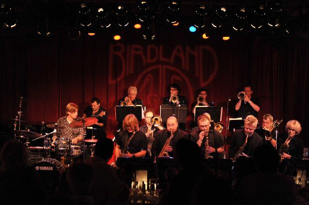 For the first time since it was formed in 2006, the New York-based Birdland Big Band is hitting the road to bring its music to a wider audience.