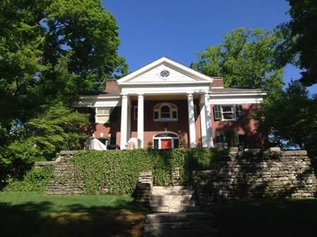 2427 cherokee parkway daisys house according to a 1987 courier journal article - House From The Great Gatsby