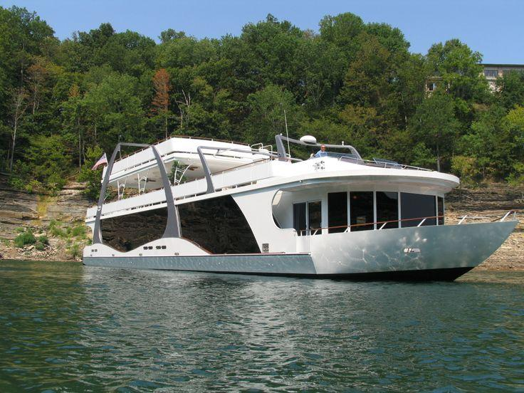 Do It Yourself Home Design: Lake Cumberland Houseboat Maker Having Success In India