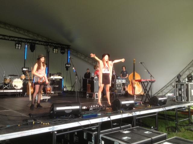 'Vespers' Perform at Ichthus