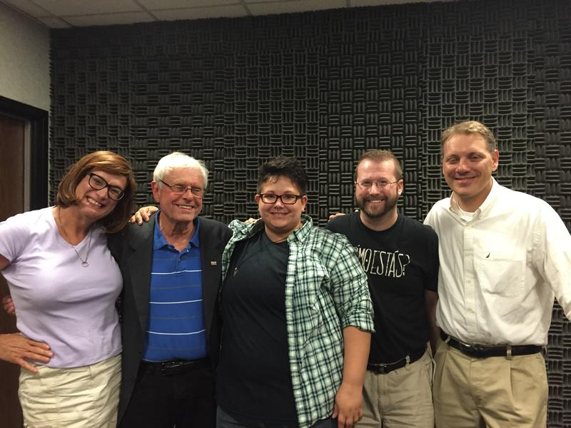 Tuesday Meadows, John Hingsbergen, Eric Alexander, Chad Hundley, and Richard Nelson were all in the studio to address Transgender rights and issues.