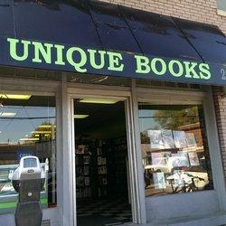 Unique Books: 227 Woodland Avenue, Lexington, Kentucky