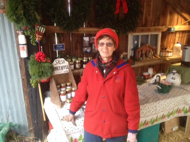 Margie Baldwin, owner of Baldwin Farm, said more farmers should consider growing Christmas trees.