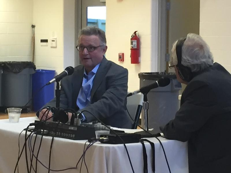 NPR Science Correspondent was featured guest at the WEKU 2016 Day Sponsor Reception