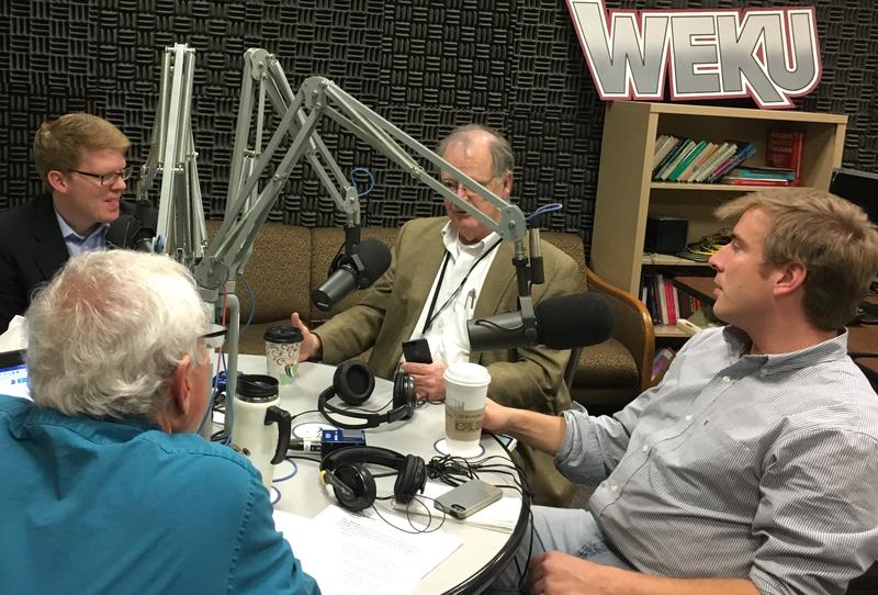 There was more than enough to talk about following an almost unprecedented long first week of the Kentucky General Assembly between reporters Adam Beam, Ronnie Ellis, Ryland Barton, and host John Hingsbergen.