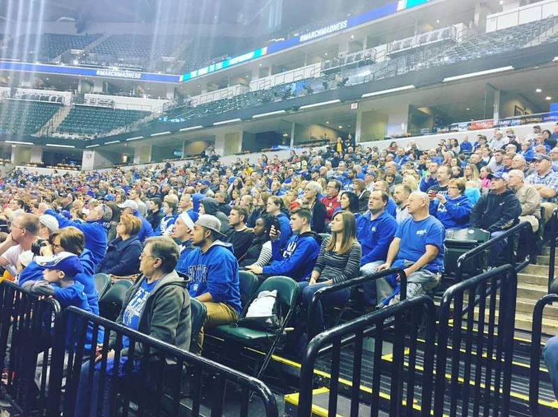 Fans ready to root for Wildcats