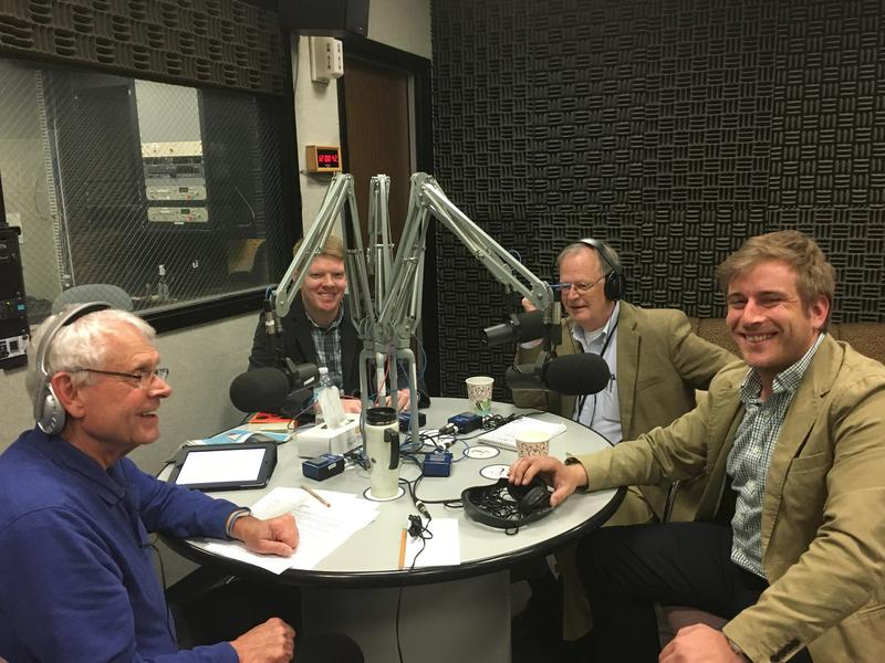 John Hingsbergen chats with Adam Beam, Ronnie Ellis, and Ryland Barton about the 2017 Kentucky Legislative Session for another Eastern Standard Reporter's Roundtable.