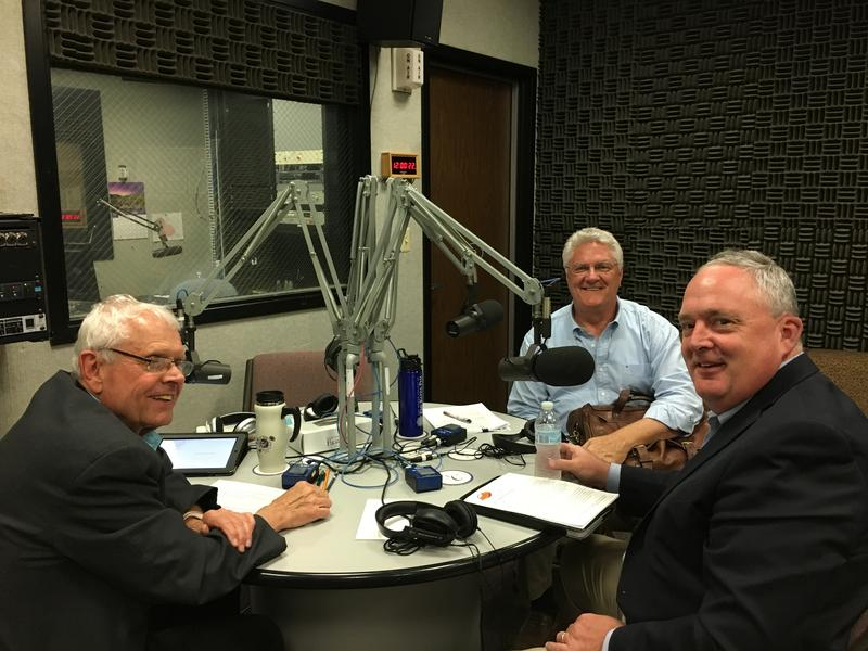 Host John Hingsbergen sat down with Drs. Richard Day and Tom Shelton in our studio to talk about Charter schools in Kentucky. We also heard from Brent Mckim out of Lousiville and Tiffany Williams from a Cincinnati Charter school via phone.