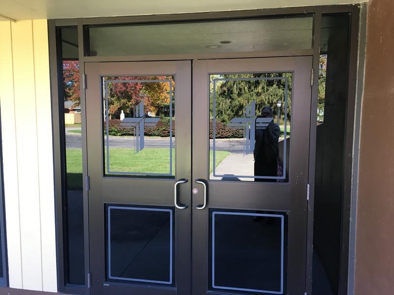 Doors of Our Redeemer Church