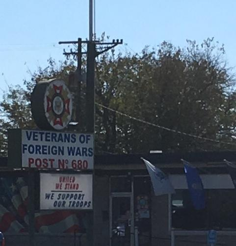 VFW Post in Lexington