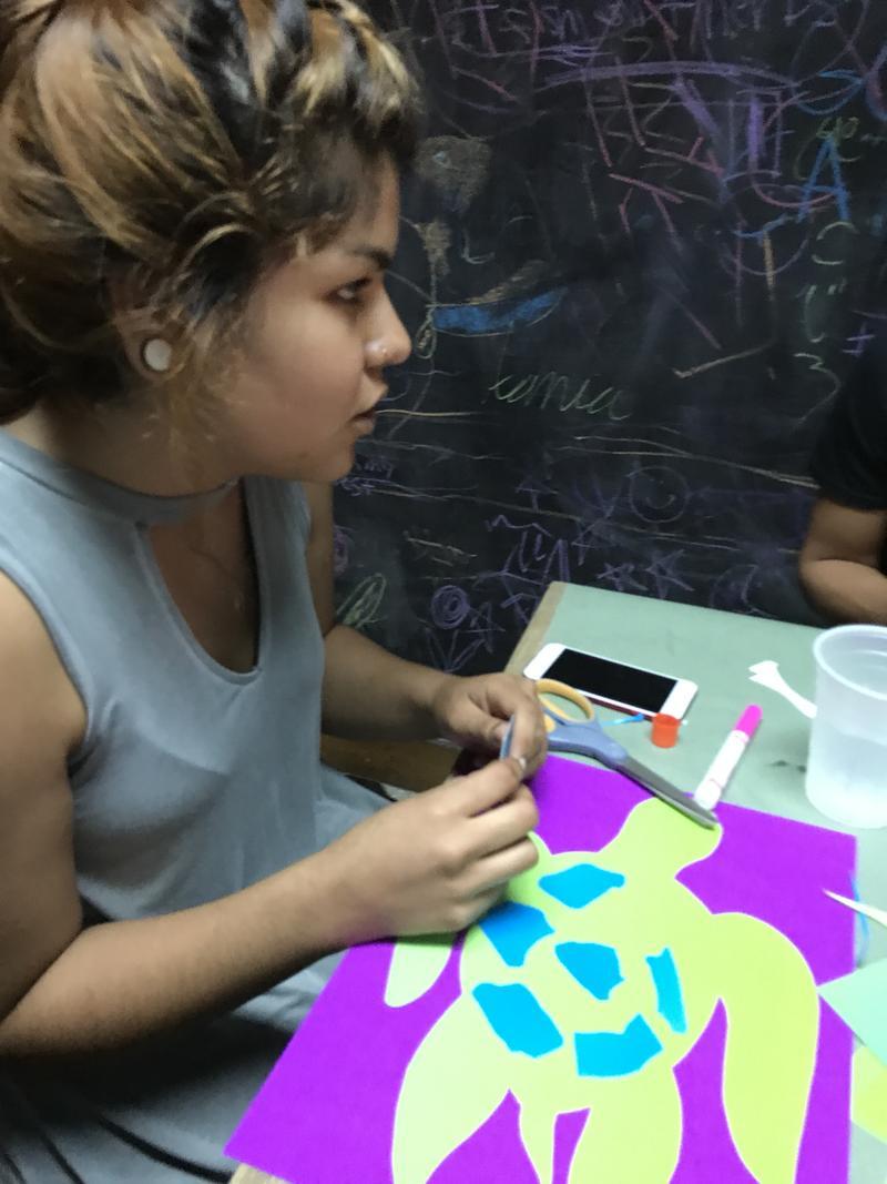 Paola Garcia attends Molas for DACA