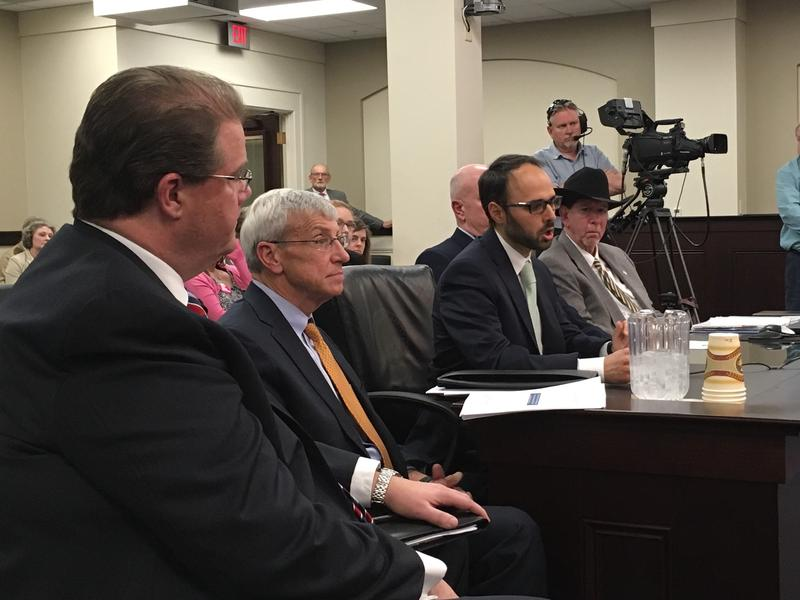 Law Enforcement, Judicial, and Medical Reps Testify Against Medical Marijuana Measure