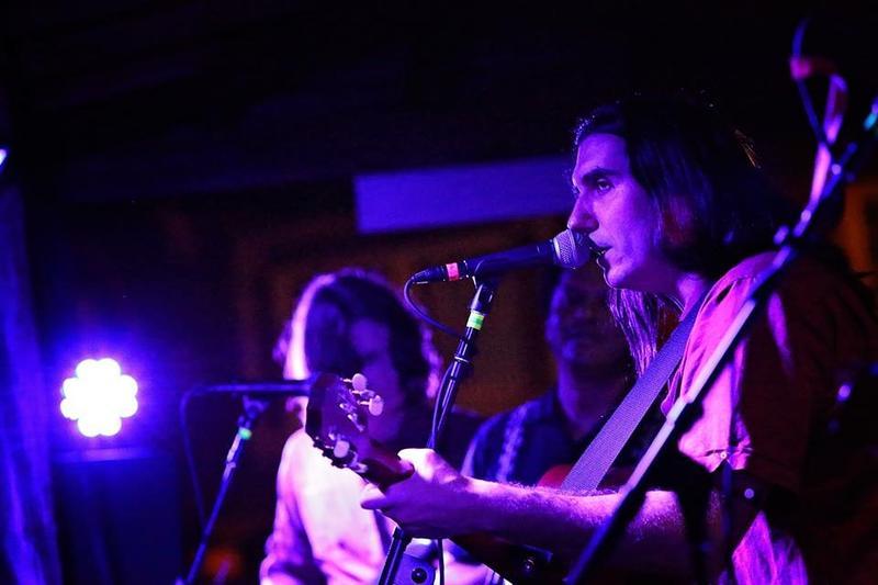 Yani Vozos During Friday's Levitt Amp Berea Music Festival