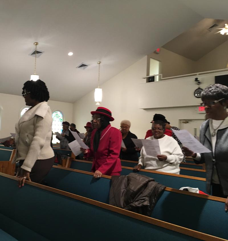 Women Gather For District Baptist Meeting in Richmond