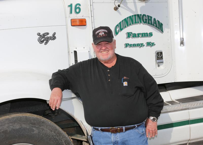 Kentucky Farm Bureau names Danny Cunningham 2018 Farmer of the Year