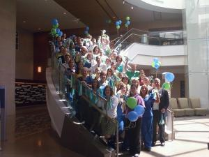 Donors and recipients gather for Donate Life Month