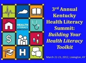 Health Literacy Summit Logo