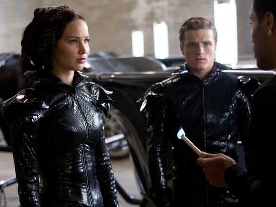With legions of fans eager for the next major film franchise, The Hunger Games promises to make big stars of the two Kentuckians in its lead roles: Lawrence, as resourceful heroine Katniss Everdeen, and Union native Josh Hutcherson, who plays Peeta Mellar