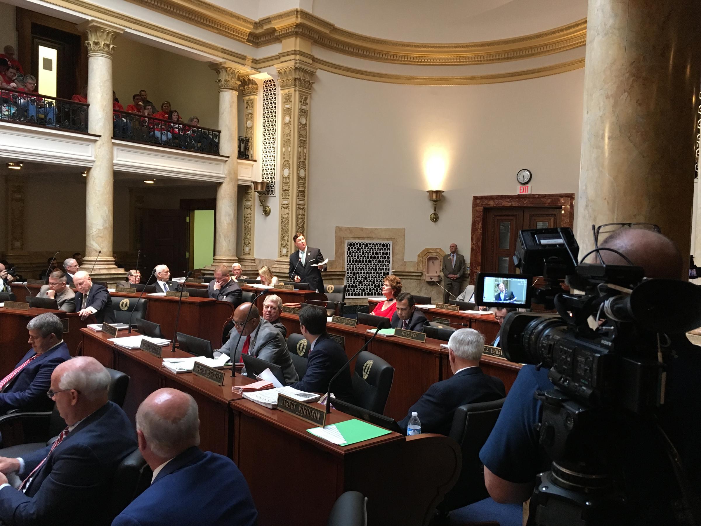 Overriding vetoes: House, Senate rebuke governor on three major bills