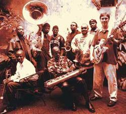 Ever festive - The Dirty Dozen Brass Band