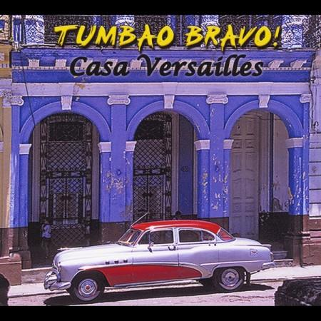 Cover for Tumbao Bravo's latest CD with one Jack Kenny's iconic Cuban photos.