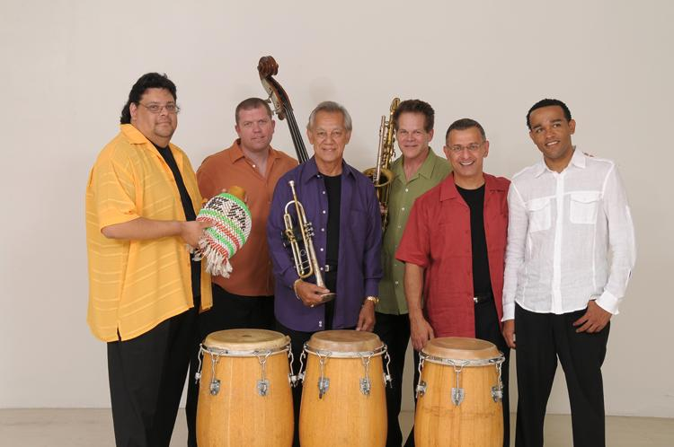 "The outstanding local jazz collective ""Tumbao Bravo"""