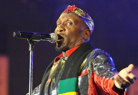 Colorful, captivating Jimmy Cliff in concert
