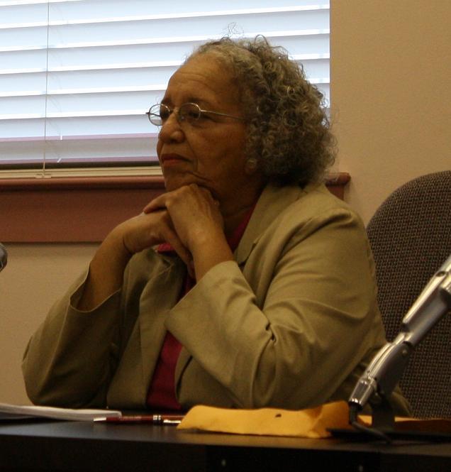 Mayor Pro Tem Lois Richardson