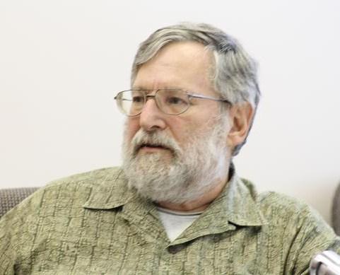 Ypsilanti City Councilmember Pete Murdock.