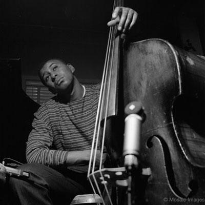 Paul Chambers was among the first in jazz to take creative bowed solos