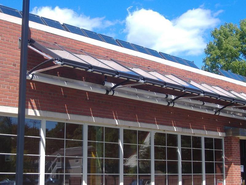 Solar Panels Ypsi