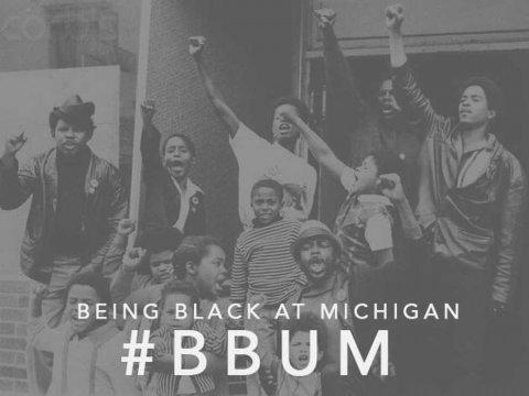 Black Students at Michigan