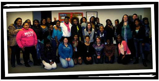The Girls Group in Ann Arbor