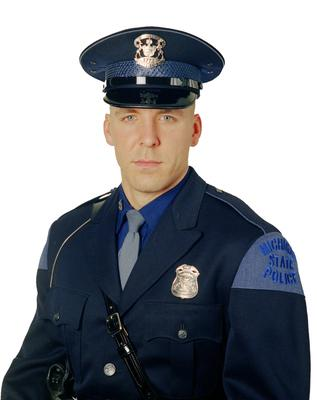 Trooper Matthew Keller